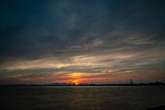 東京湾夕景6