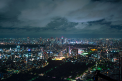 Tokyo's cityscapesⅡ1