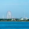 morning view of tokyo bay