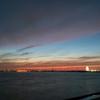 東京湾夕景1