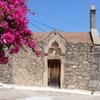 坂にある小さな教会