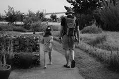 父と娘の休日