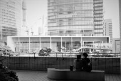 ふたりの横浜