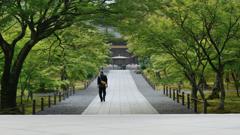 南禅寺2 緑のトンネル