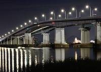 NIKON NIKON D600で撮影した(琵琶湖大橋3)の写真(画像)