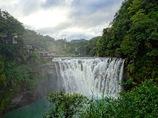 台湾のナイアガラ、十分瀑布