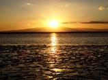 始まりの日の落日
