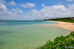 沖縄のビーチ