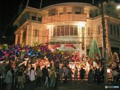お祭りの始まり (バンコクのクリスマス 1)