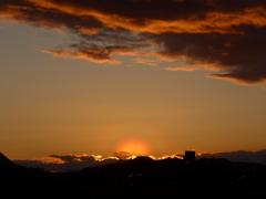 P1070888 ある日の夕空