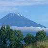P1100341 6月19日 朝の富士山