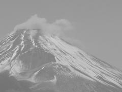 P1060850 冬の富士山