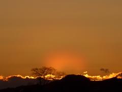 P1070889 ある日の夕空