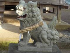 P1070208 狛犬さん