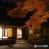 江戸東京たてもの園 ライトアップ 綱島家