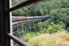 キュランダ観光鉄道