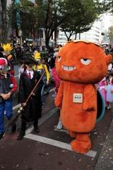 原宿表参道ハローハロウィーンパンプキンパレード2018