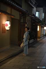 祇園祭の宮川町