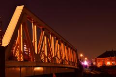 新港橋梁ナイト