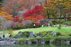古峯園の秋♪3