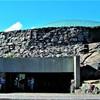 岩の教会!!!テンペリアウキオ教会(1)