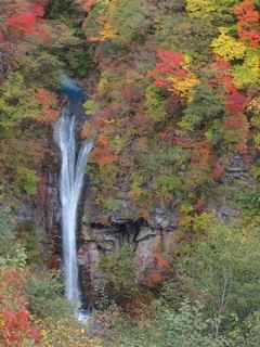 那須 駒止の滝