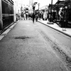 本日の七井橋通り