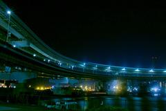 芝浦ループ橋