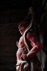 杉本寺 仁王像