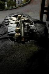 鎌倉宮の手水舎