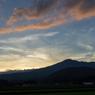 安達太良山サンセット