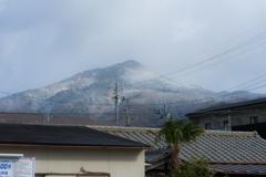 白粉比叡山