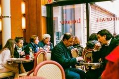 フランス カフェ パリジャン