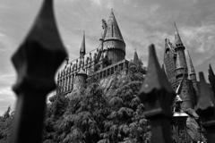 Hogwarts School in USJ #1