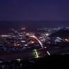 和歌山有田の夜景