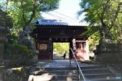 神峰山寺(かぶざんじ〉