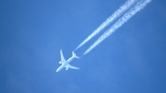 Jet Contrail 08