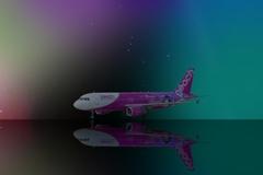 11 Aurora Jet (360°ビデオ)