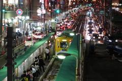 2013/09/04 阪堺電車「旧天王寺駅前駅」