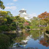 晩秋の大阪城庭園①