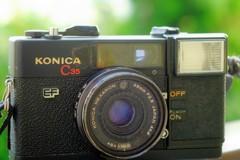 思い出のカメラ