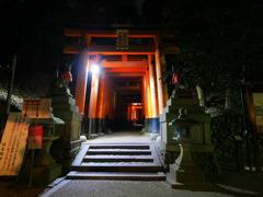 伏見稲荷 夜4