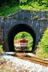 第2のお気に入りトンネル!