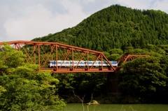 鉄橋だ!!!