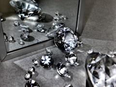 ダイヤモンドの世界