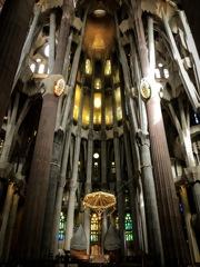 サグラダファミリア大聖堂