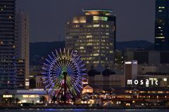 神戸港の夜景④