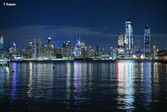 マンハッタンの夜景③