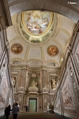 映画撮影の聖地である宮殿