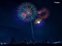 淀川花火を思い出して